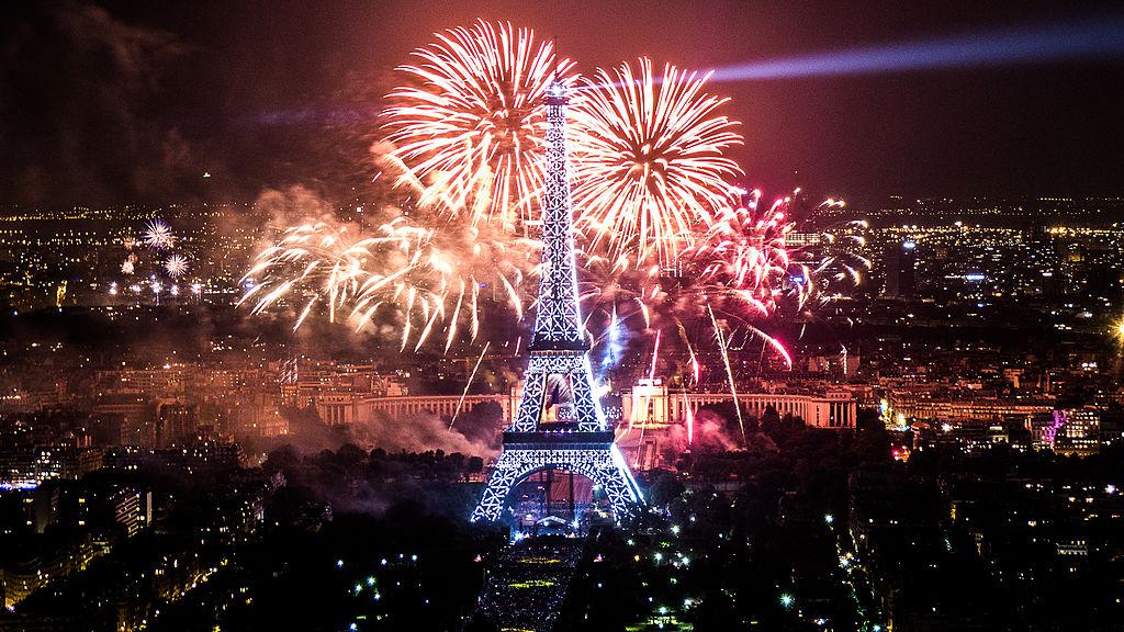 VITI I RI NË PARIS