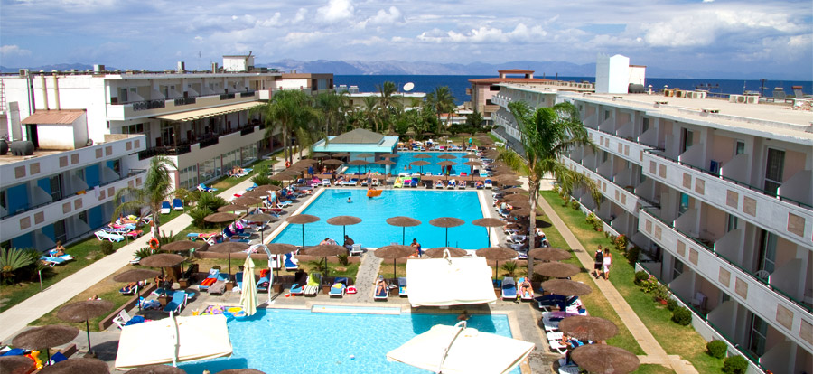 FORUM BEACH HOTEL 5*