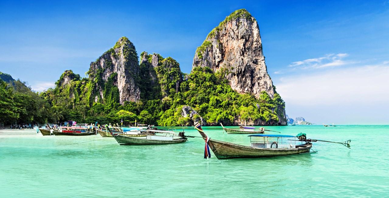 Pushime Dimerore ne Tajland