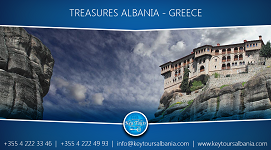 TREASURES ALBANIA - GREECE