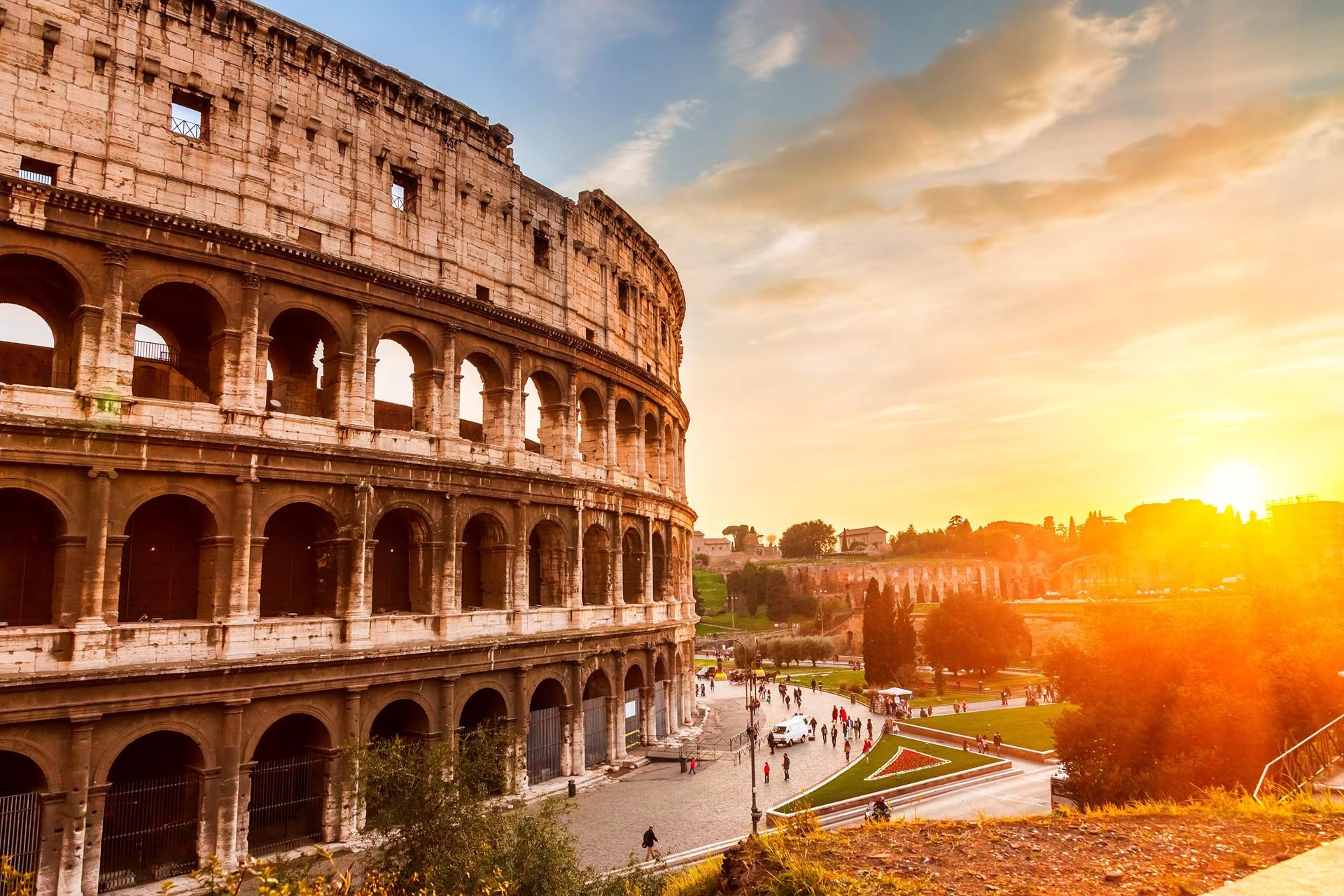 VJESHTA NË ROMË
