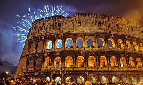 KRISHTLINDJE NË ROMË