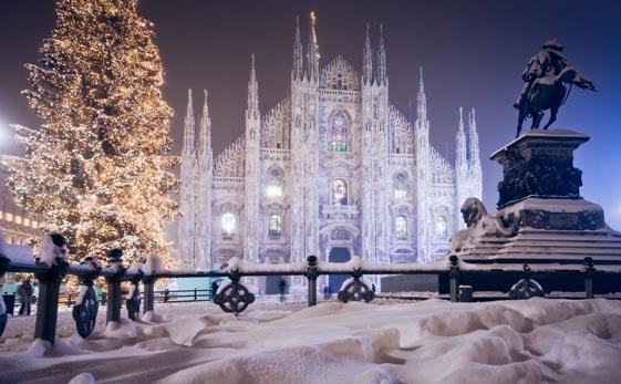 VITI I RI NË MILANO