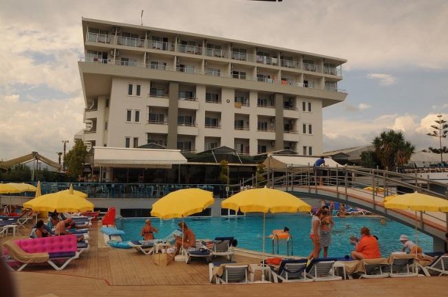 Smartline Numa Konaktepe Hotel