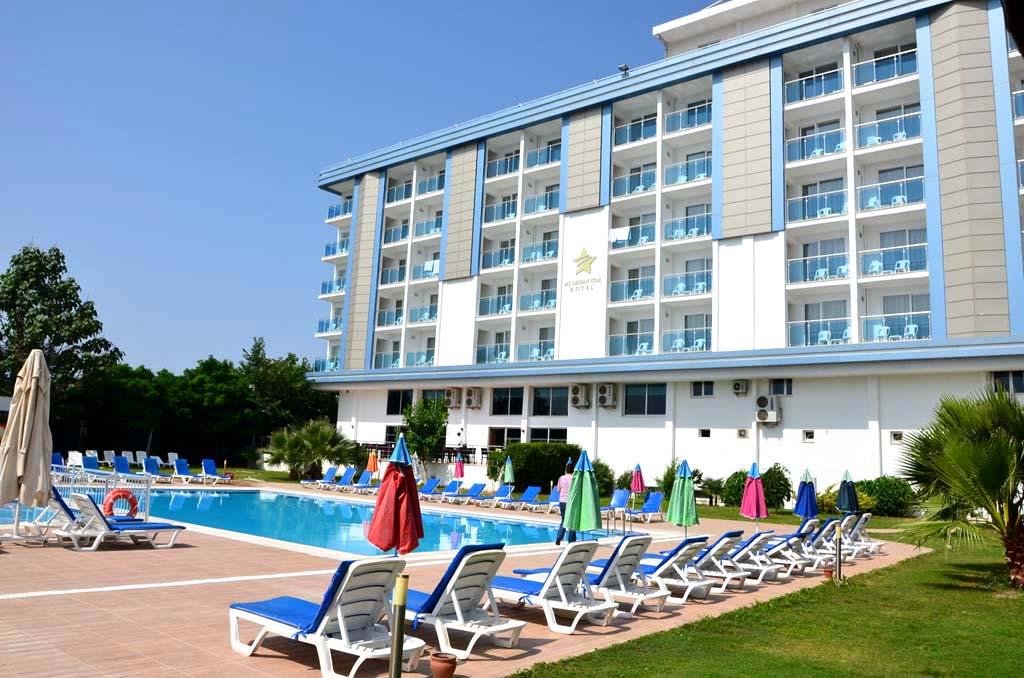 MY AEGEAN STAR ( EX ALISH HOTEL )