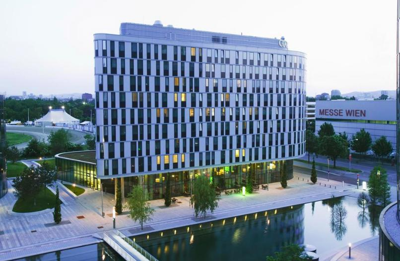 COURTYARD BY MARRIOTT VIENA PRATER/MESSE (RO)