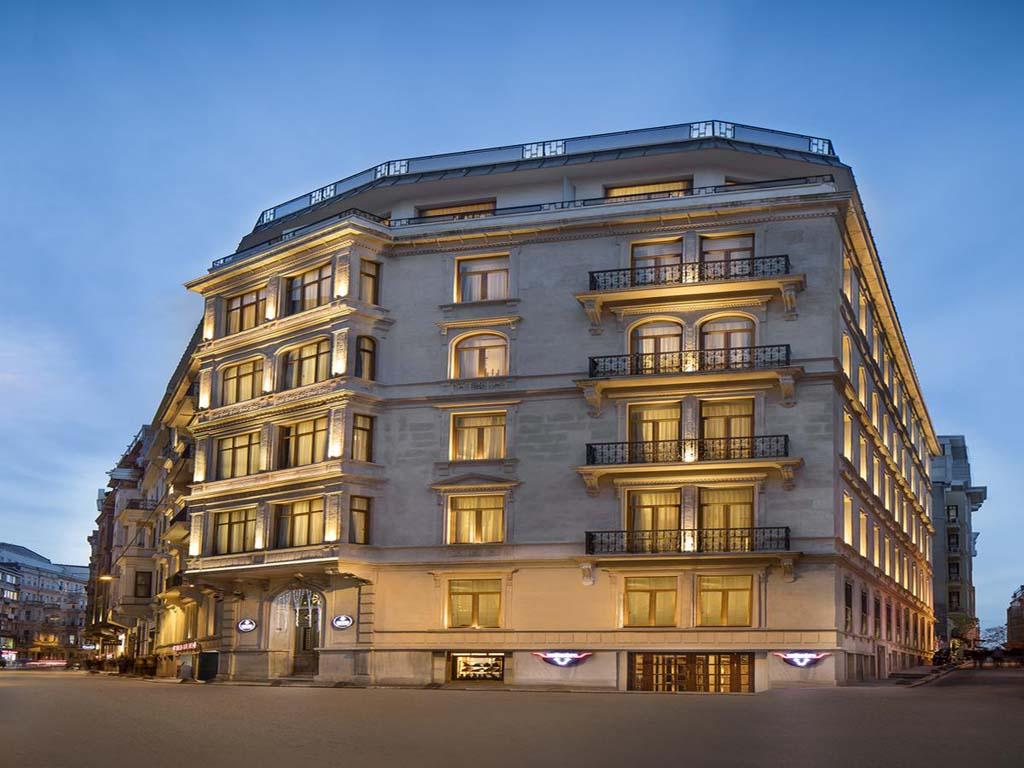 BVS LUSH HOTEL - ISTANBUL
